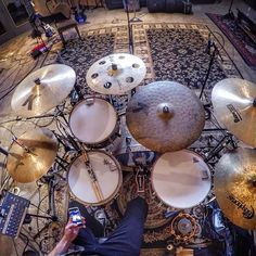 Studio drummers!  Featured  @blakecpaulson  #drum#drums#drummer#drummerboy#drumset#drumkit#drumporn#drumline#drummergirl#recordingstudio#musico#baterista#instadrum#drumming#percussion#percussionist#beat#drumsoutlet#tama#DWdrums#ludwig#sjcdrums#gretsch#Bateria#pearl#drumlife#drumdrumdrum#sessiondrummer#drumsticks by drumset_up