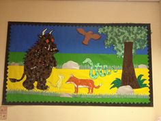 The Gruffalo classroom display photo - Photo gallery - SparkleBox