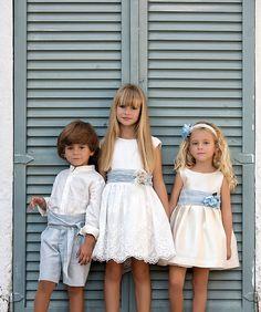 ✩ Check out this list of creative present ideas for tennis players and lovers Flower Girls, Flower Girl Outfits, Flower Girl Shoes, Little Girl Dresses, Boy Outfits, Wedding With Kids, Blue Wedding, Fashion Kids, Toddler Dress