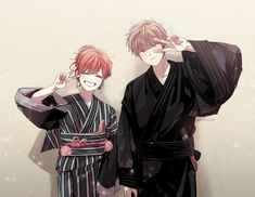 Anime: Gintama Personagens: Okita Sougo e Kagura Manga Anime, Fanarts Anime, Anime Guys, Cute Couple Art, Anime Love Couple, Manga Couples, Okikagu Doujinshi, Cute Anime Coupes, Anime Ships