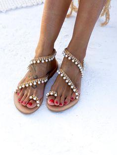 prezzo moderato colore attraente prezzo incredibile 50 fantastiche immagini su sandali greci nel 2019 | Sandali ...