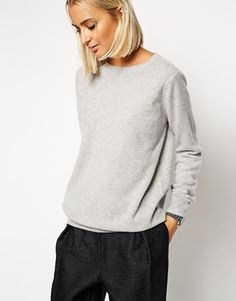 light grey cashmere for fall