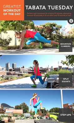 Greatist Workout of the Day: Tuesday, December 8th #fitness #bodyweight #workout http://greatist.com/gwod/120815