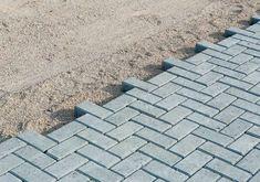 Interlocking Flooring, Backyard Projects, Garden Design, Sweet Home, Sidewalk, Construction, Architecture, 35, Kiosk
