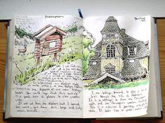 Art journal - illustrated