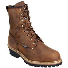 Daily Buy - Carolina Boots Mens Waterproof Insulated CA5821 Steel Toe Boots