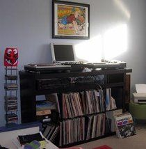 Picture of Ikea DJ Console