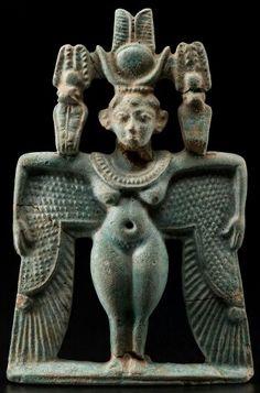 Uatchit Eye goddess pinterest.com christiancross ::::