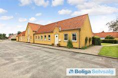 Møllestræde 5, 4880 Nysted - Velholdt enderækkehus til salg #nysted #andel #andelsbolig #andelsrækkehus #selvsalg #boligsalg