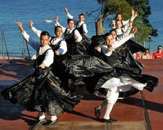 Galicia Folk Dance - Spain - Photograph at BetterPhoto.com
