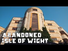Abandoned Hotel Royal York Ryde Isle of Wight (Urban Exploration Derelic...