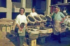 Enjoy these wonderful vintage photos of Athens city center during the Athens City, Athens Greece, Vintage Photos, Portal, Greek, Memories, Adventure, History, Painting