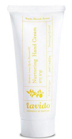 http://www.travelbeauty.com/products/lavido-nurturing-hand-cream