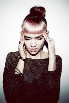 RIVER ROCKS. FREE GRIMES & WILD NOTHING SHOW AT HUDSON RIVER PARK ON PIER 84 ON AUGUST 9 AT 6PM.