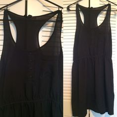 Scarfy Casual Dress lightweight, cute and casual - gently worn   (Not eligible for trade) Forever 21 Dresses