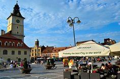 Council Square Brasov, Romania
