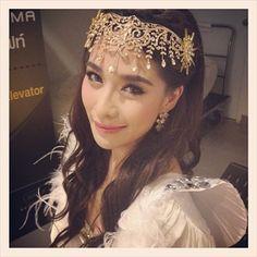 European Asian Hairstyle: Fantasy Hairstyles★Ploy Chermarn