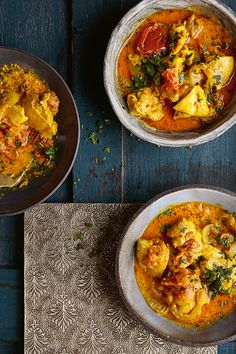 Indian food doesn't have to feel heavy, and this recipe for yogurt chicken curry is perfect for satisfying your curry cravings in summer.