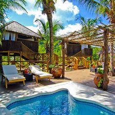 Galley Bay Resort—St. John's, Antigua and Barbuda. #Jetsetter