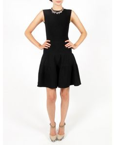 Knitted Sleeveless Dress