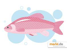 🐟 Der Goldorf für den Gartenteich. I markt.de #teich #gartenteich #fische #teichfische
