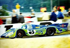 917 LH #043  Le Mans 1970  Larousse / Kauhsen 2nd place