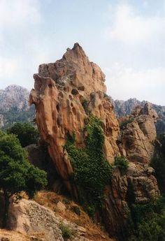 Sonares.de - Korsika 2001