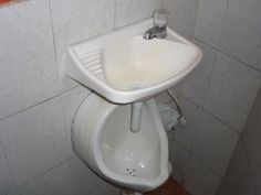 "21 Design Fails That Will Make You Feel Better About Your Own HomeKnown in some circles as ""BFF urinals. Architecture Fails, Building Fails, Building Code, Construction Fails, Meanwhile In Russia, Casa Clean, Design Fails, You Had One Job, Own Home"
