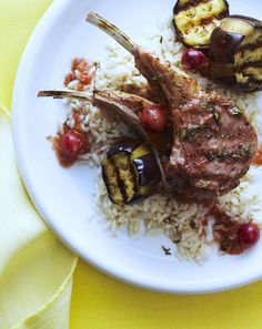 Ginger and Red Wine Lamb Chops: A Magical Combination