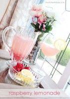 Raspberry Lemonade Recipe - How to Nest for Less™