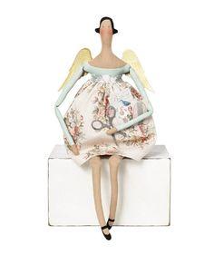 """Tilda doll - """"Homemade Angel"""""""