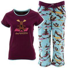 Lazy One Huckle-Berry Cotton Pajamas for Juniors | Cotton pyjamas ...