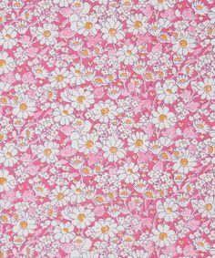 Liberty Art Fabrics Alice W B Tana Lawn Cotton