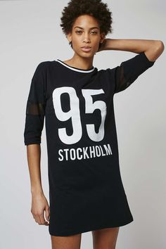Stockholm Tee Dress