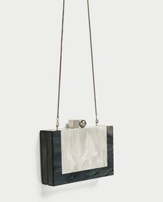 Image 3 of TWO-TONE MINAUDIERE from Zara