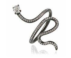 Love this Arunashi spiral ring!