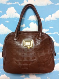 Royal Chocolate Plated Boston Bag in Brown from Angelic Pretty (C/D) - Lolita Desu