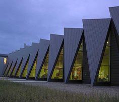 GIS bygninger / C.F. Møller