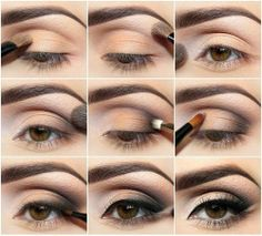 Makeup- Beaty Tutorial (eyes) #makeup