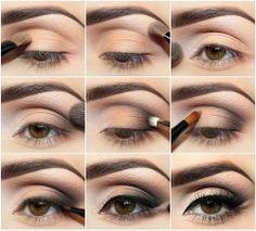Makeup- Beaty Tutorial (eyes) #makeup