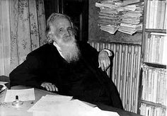 Gaston Bachelard: Fear the Epistemological Break High And Low Lights, Gaston Bachelard, Profession Of Faith, Room Of One's Own, Portraits, Man Cave, Fictional Characters, People, Editorial