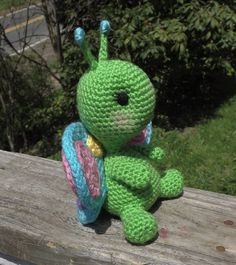 ♥♥♥♥♥♥♥♥♥♥♥ This is for the PDF file of the pattern only. Doll is not included. Pattern is written in English using US terminology. This pattern will help you to make a baby butterfly amigurumi doll. The file will contain helpful pictures to guide you through the process. It is