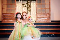 Flower girls! #MooreBrowningWedding