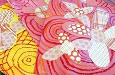 http://www.deepspacesparkle.com/2011/10/31/okeeffe-flowers-art-project-for-kids/