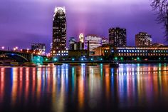 Buildings and landscapes turn purple for Prince | The Current