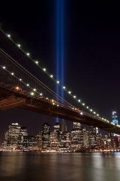 Tribute in Light 9/11/12