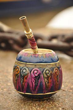 MATE - una bebida tradicional de argentina