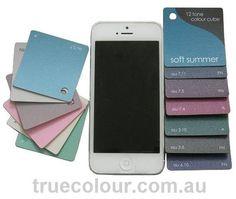 12-Tone Colour Cube Soft Summer