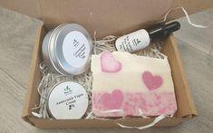 Zero Waste Vegan Face and Body Care Gift Caffeine Antiwrinkle Serum 2 Vegan Soap Caffeine Cream Spa Gift Personalized Message