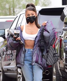 Ariana Grande Linda, Adriana Grande, Ariana Grande Pictures, Ariana Grande Baby, Look Kylie Jenner, Ariana Grande Photoshoot, Ariana Grande Outfits Casual, Ariana Grande Wallpaper, Celebs